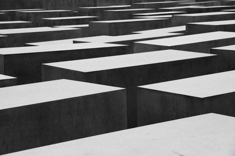Memorial to the Murdered Jews of Europe - Berlin