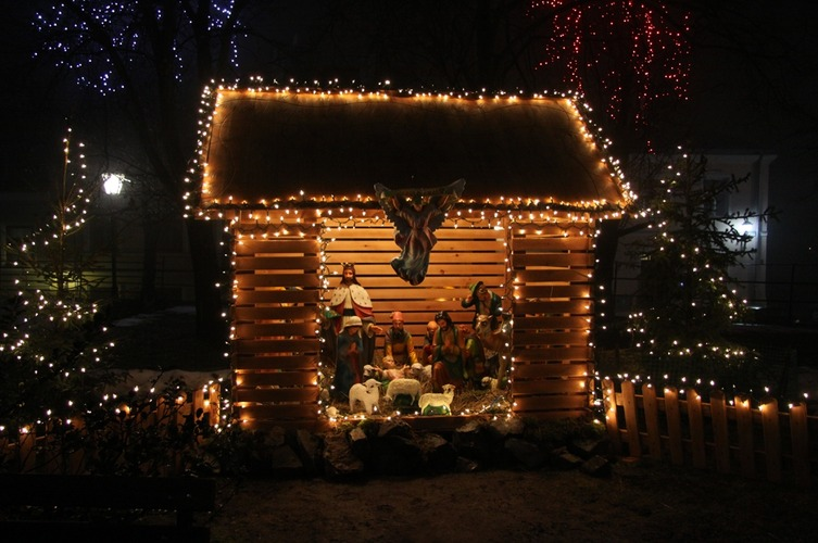 Crib of Bethlehem - Main Square - Sandomierz